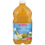 Stater Bros 100% Pineapple Juice