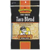Heluva Good! Two-Cheese Taco Blend Country Gourmet Shredded Cheese