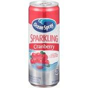 Ocean Spray Sparkling Cranberry Fruit Juice Drink