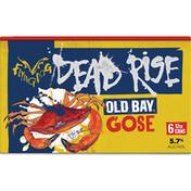 Flying Dog Beer, Gose, Dead Rise