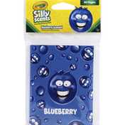 Crayola Note Pad, Blueberry Scented