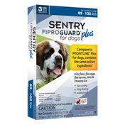 Sentry Pet Care FiproGuard Topical Flea & Tick for Dogs