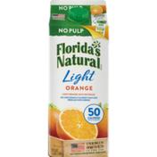 Florida's Natural Light Orange Juice No Pulp