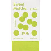 Rishi Tea Japanese Green Tea Latte Mix, Sweet Matcha, Loose Powder