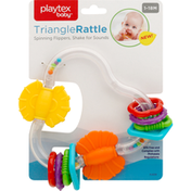 Playtex Baby Rattle, Triangle