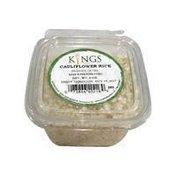 Kings Freshly Prepared Cauliflower Rice