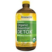 Renew Life Organic Essential Detox