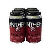 Anthem Cider Cherry Cider Cans