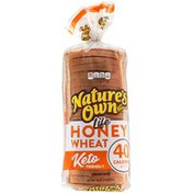 Nature's Own Life 40 Calories Honey Wheat Enriched Bread