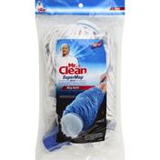 Mr. Clean SuperMop Refill, with Magic Eraser