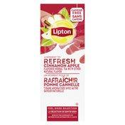 Lipton Tea/beverages Cinnamon Apple Flavour Herbaltea