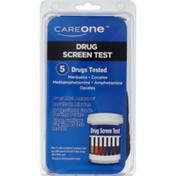 CareOne Drug Screen Test