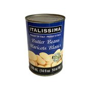 Italissima Butter Beans