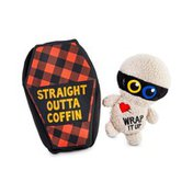 "12"" Halloween Coffin Plush"