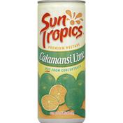 Sun Tropics Nectars, Premium, Calamansi Lime