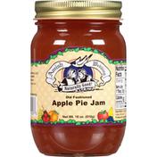 Amish Wedding Jam, Apple Pie, Old Fashioned