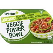 Sprout Veggie Power Bowl, Organic, Toddler