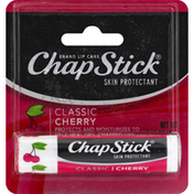 Chapstick Skin Protectant, Classic Cherry