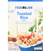 Food Lion Cereal, Toasted Rice