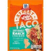 McCormick®  Street Taco Southwest Ranch Chicken Seasoning Mix