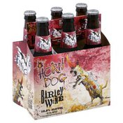 Flying Dog Barley Wine, Horn Dog