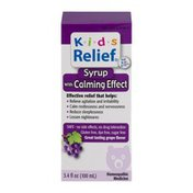 Kids Relief Syrup with Calming Effect For Kids 0-12 Years
