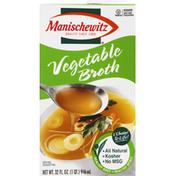 Manischewitz Broth, Vegetable