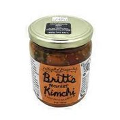 Britt's Market Kimchi Kimchi