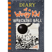 Diary Of A Wimpy Kid Book, Wrecking Ball