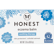 Honest Tea Eczema Balm, Soothing Therapy