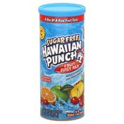 Hawaiian Punch Drink Mix, Sugar Free, Fruit Juicy Red