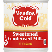 Meadow Gold Condensed Milk, Sweetened