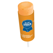 Blue Ribbon Classics Cool Tubes Orange Frozen Treat