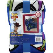 Toy Story 4 Blanket, Plush