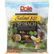 Dole Salad Kit, Spinach, Cherry Almond Bleu