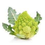 Organic Broccoflower (Romanesco)