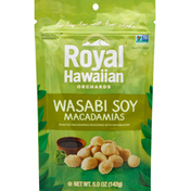 Royal Hawaiian Orchards Macadamias, Wasabi Soy