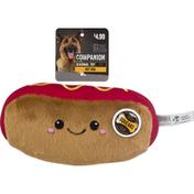 Companion Seasonal Toy, Hot Dog, for Dogs