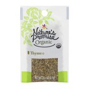 Ahold Nature's Promise Organic Thyme