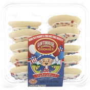Lofthouse Sugar Cookies, Patriotic, Frosted