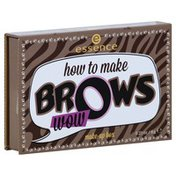 Essence Make-Up Box, How To Make Brows Wow, 04
