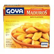 Goya Maduros, Ripe Plantains, Frozen