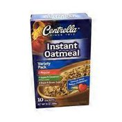 Centrella Instant Oatmeal Variety Pack