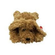 Ty Tan Baylee the Dog Plush Toy