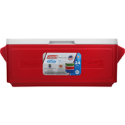 Coleman Cooler, Party Stacker, Red, 24 Cans