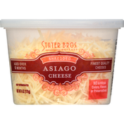 Stater Bros. Markets Cheese, Asiago, Shredded