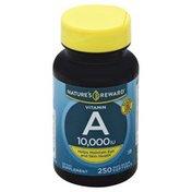 Nature's Reward Vitamin A, 10,000 IU, Quick Release Softgels