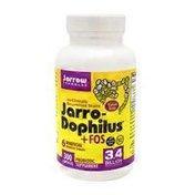 Jarrow Formulas Jarro-dophilus + Fos Probiotic Supplement