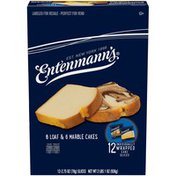 Entenmann's Marble & Loaf Cake Multi-Pack