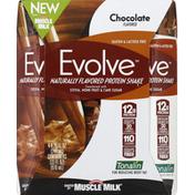 CytoSport Muscle Milk Protein Shake, Chocolate Flavored